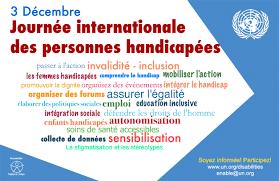 Journée internationale des personnes handicapées 2017