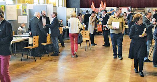 Forum des associations du 6è arrondissement