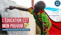 Journée internationale de l'éducation: Relancer et redynamiser l'éducation pour la génération COVID-19